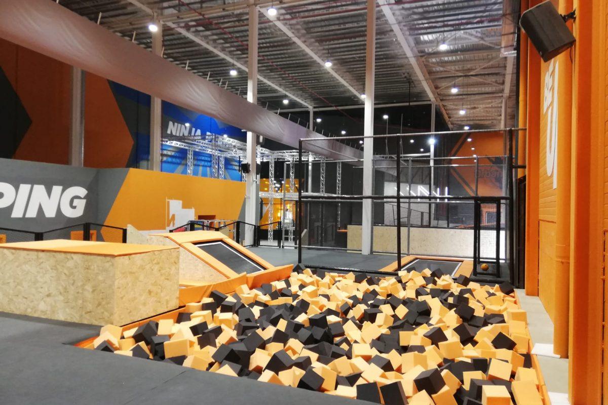 Urban Planet Centro Comercial MN4