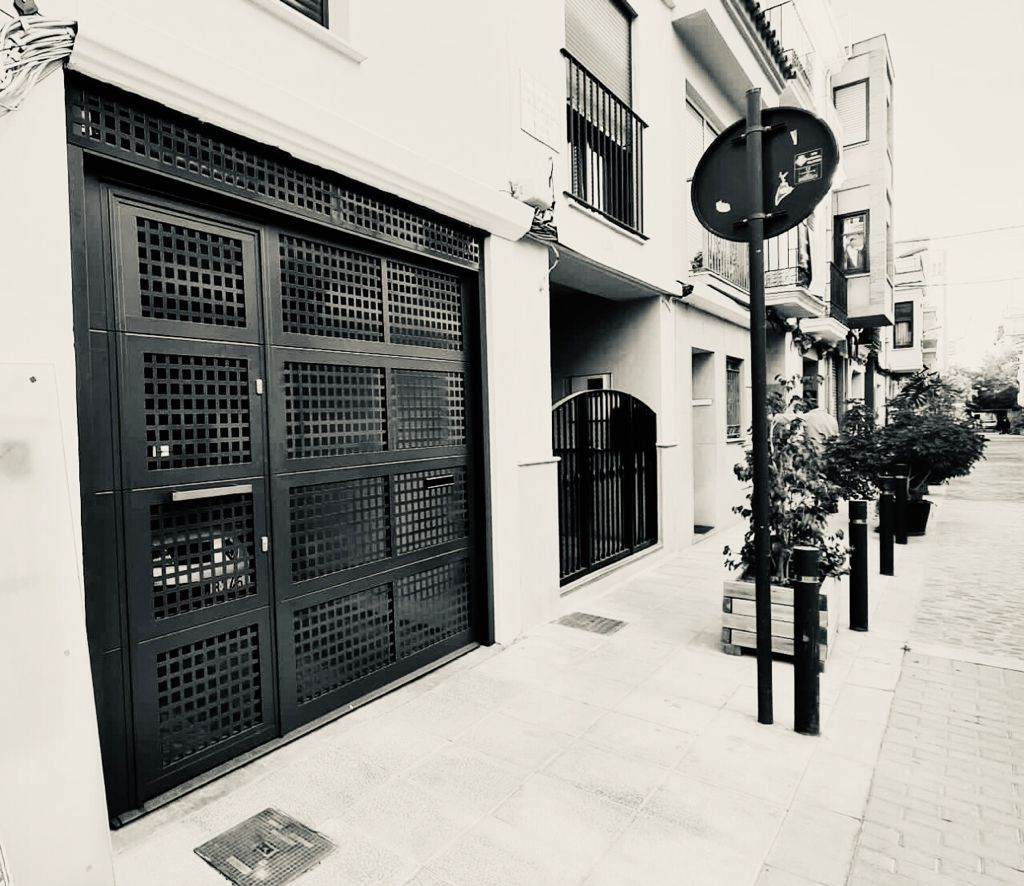 Casa entre medianeras Castellón