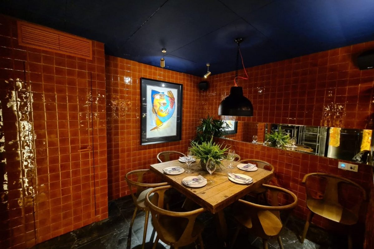 Restaurante Arzábal